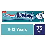 Aquafresh Advance Kids Toothpaste 75ml 9 - 12 Years