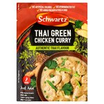 Schwartz Thai Green Chicken Curry Mix 41g