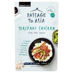 Passage to Asia Teriyaki Chicken Stir Fry Sauce 200g