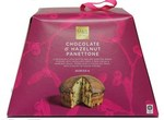 Marks and Spencer Christmas Chocolate and Hazelnut Panettone 750g