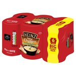 Heinz Cream Of Chicken Soup 6x400g
