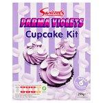 Swizzels Parma Violets Cupcake Kit 299G