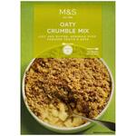 Marks and Spencer Oaty Crumble Mix 360g