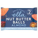 Deliciously Ella Almond Nut Butter Balls 2 Pack