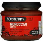 Marks and Spencer Moroccan Paste 200g