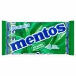 Mentos Spearmint 4 Pack
