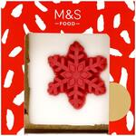 Marks and Spencer Mini Iced Christmas Cake 155g