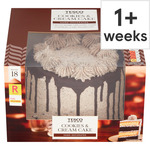 Tesco Cookies and Cream Celebration Cake 18 Servings