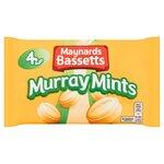 Maynards Bassetts Murray Mints Sweets Multipack 4 x 45g Rolls
