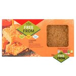 Morrisons Free From Flapjack 150g