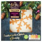 Sainsburys Taste The Difference Free From Christmas Cake 450g