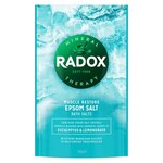 Radox Muscle Restore Epsom Salts with Eucalyptus and Lemongrass 900g