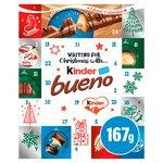 Kinder Bueno Chocolate Advent Calendar 167g