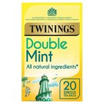 Twinings Double Mint 20 Teabags