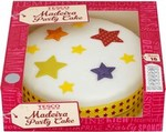 Tesco Shooting Stars Party Cake