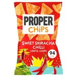 Properchips Sriracha Lentil Chips 20g
