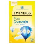 Twinings Pure Camomile 20 Teabags