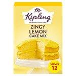 Mr Kipling Zesty Lemon Cake Mix 400g