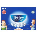Catering Tetley Non-Drip Drawstring 100 Teabags 250g