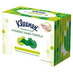 Kleenex Hygienic Hand Towels 3Ply 96 Sheets