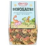Dalla Costa Tri Colour Dinosaur Pasta 250g