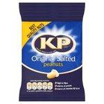 KP Salted Peanuts 90g