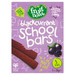 Fruit Bowl School Bars Blackcurrant 100g