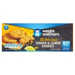 Weight Watchers Ginger and Lemon Cookies 114g