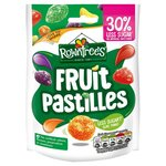 Rowntrees Fruit Pastilles 30% Less Sugar 110g Bag