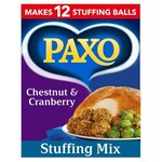 Paxo Chestnut and Cranberry 170g
