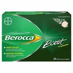 Berocca Boost 20 per pack Acerola Cherry Flavour