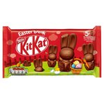 Kit Kat Milk Chocolate Mini Easter Bunnies Multipack 5 x 29g