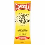 Covonia Chesty Cough Sugar and Alcohol Free 150ml