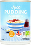 Sainsburys Creamed Rice Pudding 400g