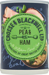 Crosse And Blackwell Best of British Pea And Ham Soup 400g