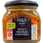 Marks and Spencer Spicy Mango Chutney 300g
