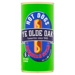 Ye Olde Oak American Style Hot Dog Sausages 560g