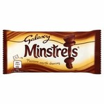 Galaxy Chocolate Minstrels Standard Bag 42g
