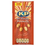 Retail Pack KP Dry Roasted Peanuts 21x50g bags
