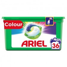 Ariel 3 in1 Liqui Pods Colour 36 Wash