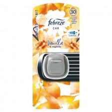 Febreze Clip On Car Vanilla Latte 2ml