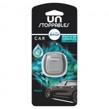Febreze Unstoppables Car Clip Air Freshener Fresh 2ml