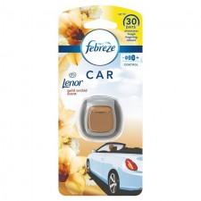 Febreze Car Clip Air Freshener Gold Orchid 2ml
