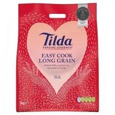 Tilda Long Grain Rice 5kg