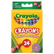 Crayola Crayons 24 per pack