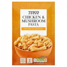 Tesco Pasta In Sauce Chicken and Mushroom 120g