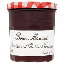 Bonne Maman Berries and Cherries Conserve 370g