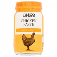 Tesco Chicken Paste 75g