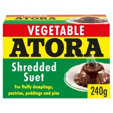 Atora Shredded Vegetable Light Suet 240g
