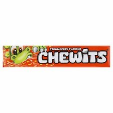 Chewits Strawberry Single